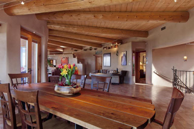 Single Family Home for Sale at 531 Camino Tierra Alta Santa Fe, New Mexico 87501 United States