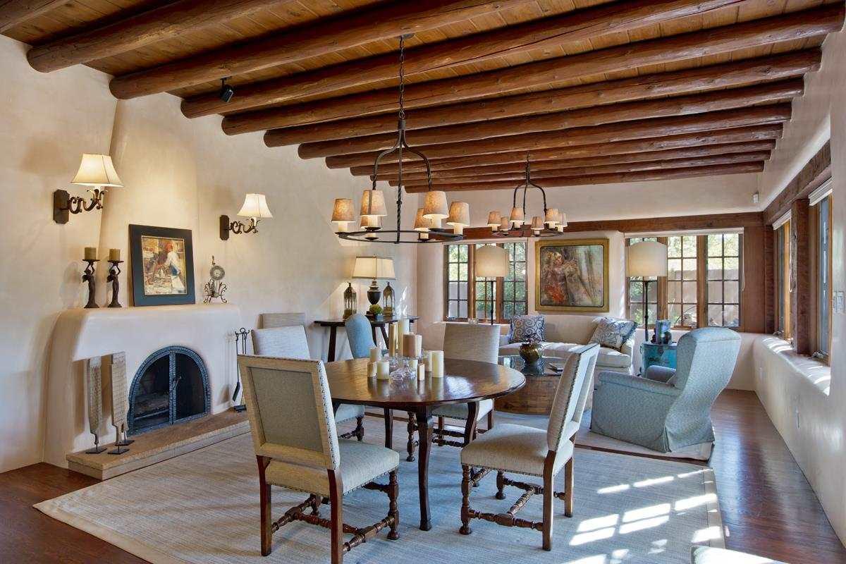 Single Family Home for Sale at 439b Camino Del Monte Sol Santa Fe, New Mexico 87501 United States
